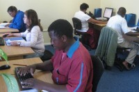 Our Busy Students