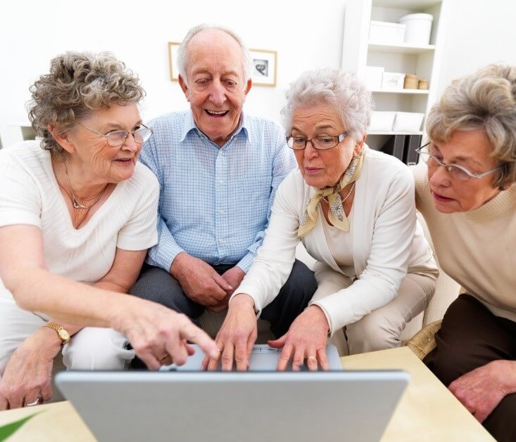 computer training for elders